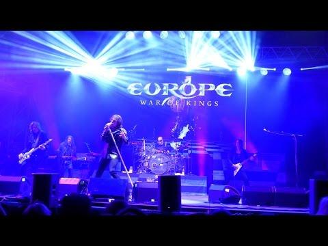 "Europe ""the final countdown"""