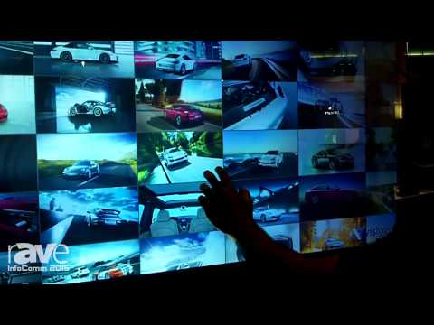 InfoComm 2015: Vislogix Demonstrates Easy Touch Display and Window Product