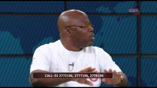 CROSSFIRE - Home Grown Vs Nigerians In Diasporal (Pt.2) | Cool TV