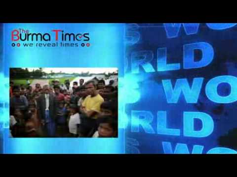 Burma Times TV Daily News 18.04.2015