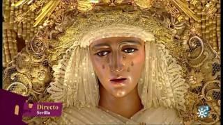 Última chicotá de la Esperanza de Triana   CanalSur Televisión