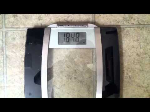 RICHARD NEAL - P90X RESULTS - 184.8 WEIGH IN