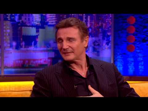 Liam Neeson Being Mistaken For Ralph Fiennes - The Jonathan Ross Show