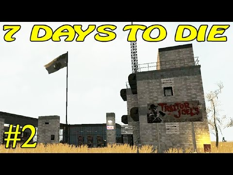 7 Days to Die ► Торговец ►#2 (16+)