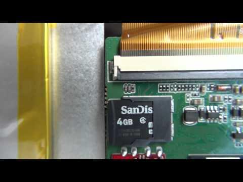 Tablet DL HD7 Por Dentro