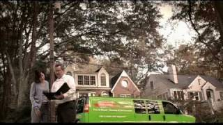 A Day in the life of a SERVPRO