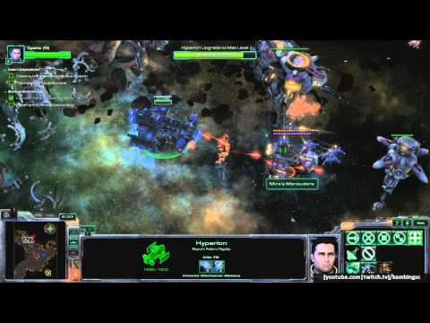 Starcraft II: Heart of the Swarm - Mastery Achievements 16 (Ludicrious Speed!)