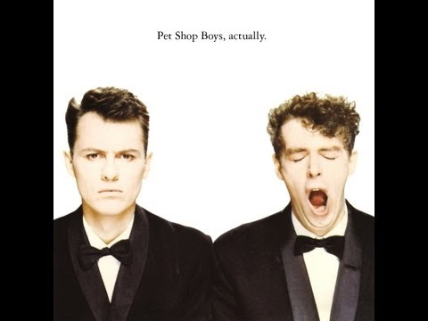 Pet Shop Boys - Actually (Whole Album HQ) 1987