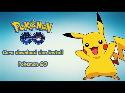 Pokemon GO - Cara Download Dan Install Pokemon GO (Android)