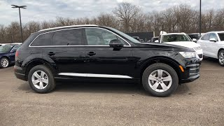 2019 Audi Q7 Lake forest, Highland Park, Chicago, Morton Grove, Northbrook, IL A190851