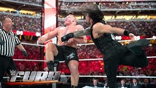 Roman Reigns' 20 strongest Superman Punches: WWE Fury