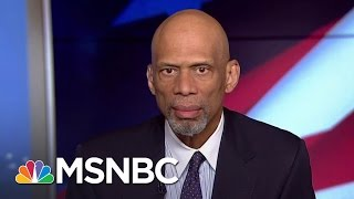Kareem Abdul-Jabbar On Donald Trump And Islam | Hardball | MSNBC