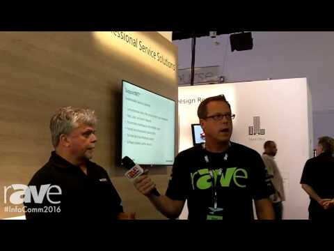 InfoComm 2016: Gary Kayye and Sander Phipps Tour the Sony Electronics Booth