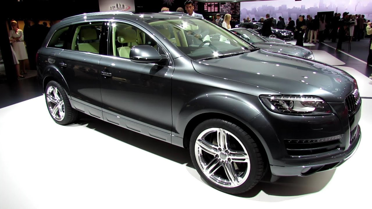 2014 Audi Q7 3 0 Tdi Quattro Exterior And Interior