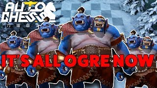 IT'S ALL OGRE NOW - Waga Plays Auto Chess