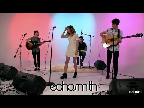Hot Sessions: Echosmith
