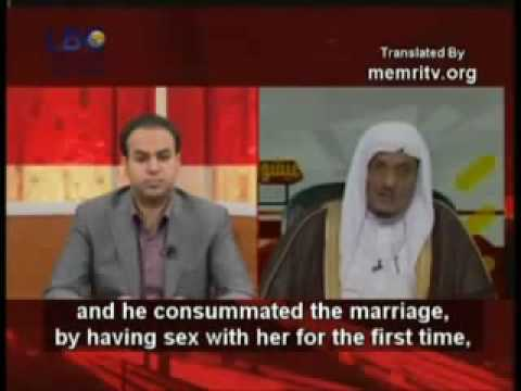 Islamic Scholar Confesses, Prophet Muhammad Had Sex With His 9 Year Old Wife Aisha