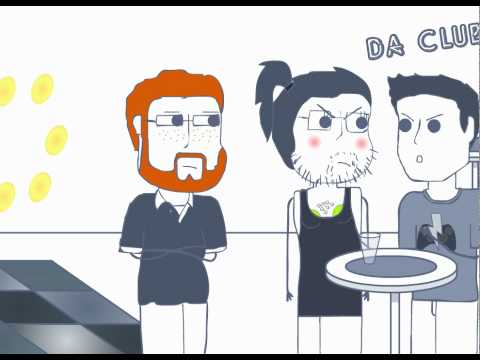 Dance Floor Fight – Rooster Teeth Animated Adventures