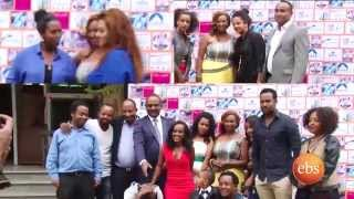 Semonun Addis  coverage on Emnet film