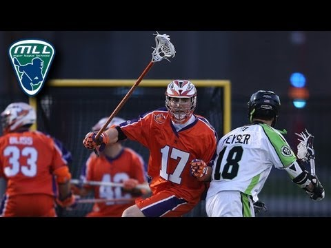 MLL Week 3 Highlights: New York Lizards at Hamilton Nationals