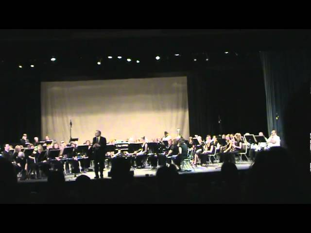 Ashland Community Band Spring Concert 04/08/08 - Part 4