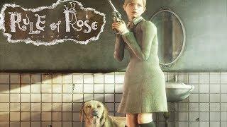 RULE OF ROSE Full Game Walkthrough - No Commentary (Horror Game)