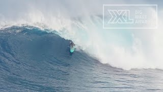 at Jaws - 2015 Billabong Ride of the Year Entry - XXL Big Wave Awards