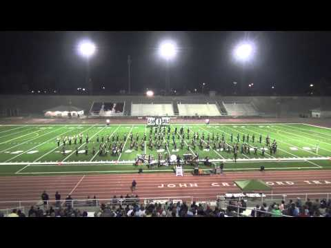 2014 Mt. Spokane High School Marching Band - Cavalcade of Bands Finals