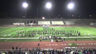 Mount Salem Video - 2014 Mt. Spokane High School Marching Band - Cavalcade of Bands Finals