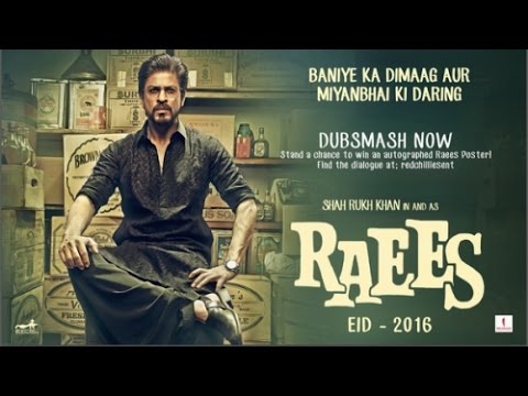 Indian Movie Raees Part 1 2017 thumbnail