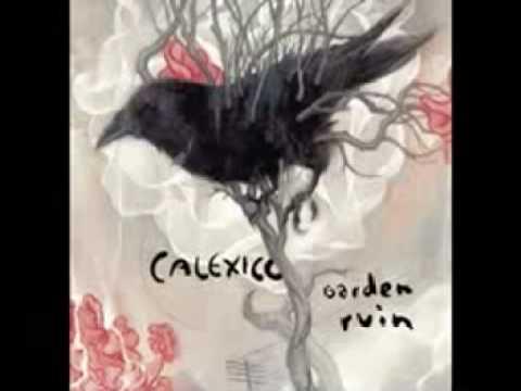 Calexico - Panic Open String