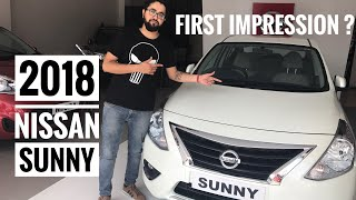 2018 Nissan Sunny | Nissan Sunny Interior | Nissan Sunny Key Features | Nissan Sunny 2018