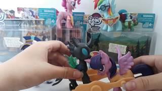 Bộ Đồ chơi My Little Pony : Guardian of Harmony - Vệ Binh của Sự Hài Hòa - Twilight và Shinning