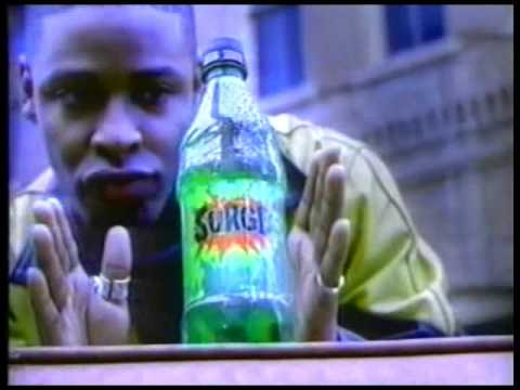 Surge Soda Commercial 1997