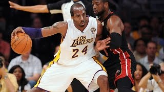 Kobe Bryant Top 10 Footwork