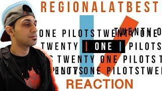 Twenty One Pilots  - Regional At Best   FULL ALBUM REACTION + ANALYSIS!