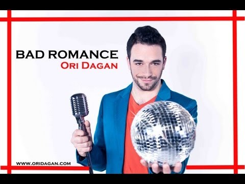 "Lady Gaga ""Bad Romance"" (Ori Dagan Jazz Cover)"