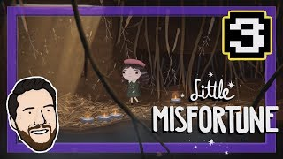 BEAUTIFUL BENJAMIN'S BETRAYAL | Let's Play Little Misfortune - PART 3 | Graeme Games