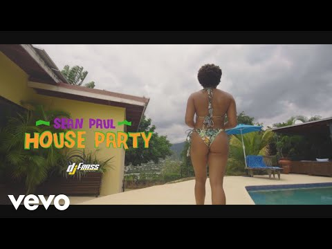Sean Paul, DJ Frass - House Party