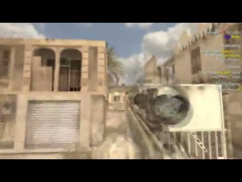 Bug Cod4 - Backlot Sair do mapa