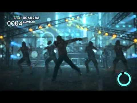 Dance Masters Evolution Xbox360 Kinect - Hysteria 2001 (Secret Song)
