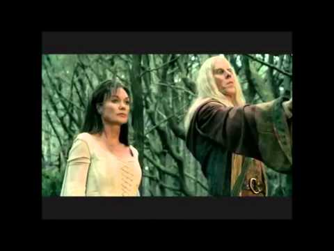 Richard Deflect's Magic - Sword Of Truth (legend Of The Seeker) (03;40) video