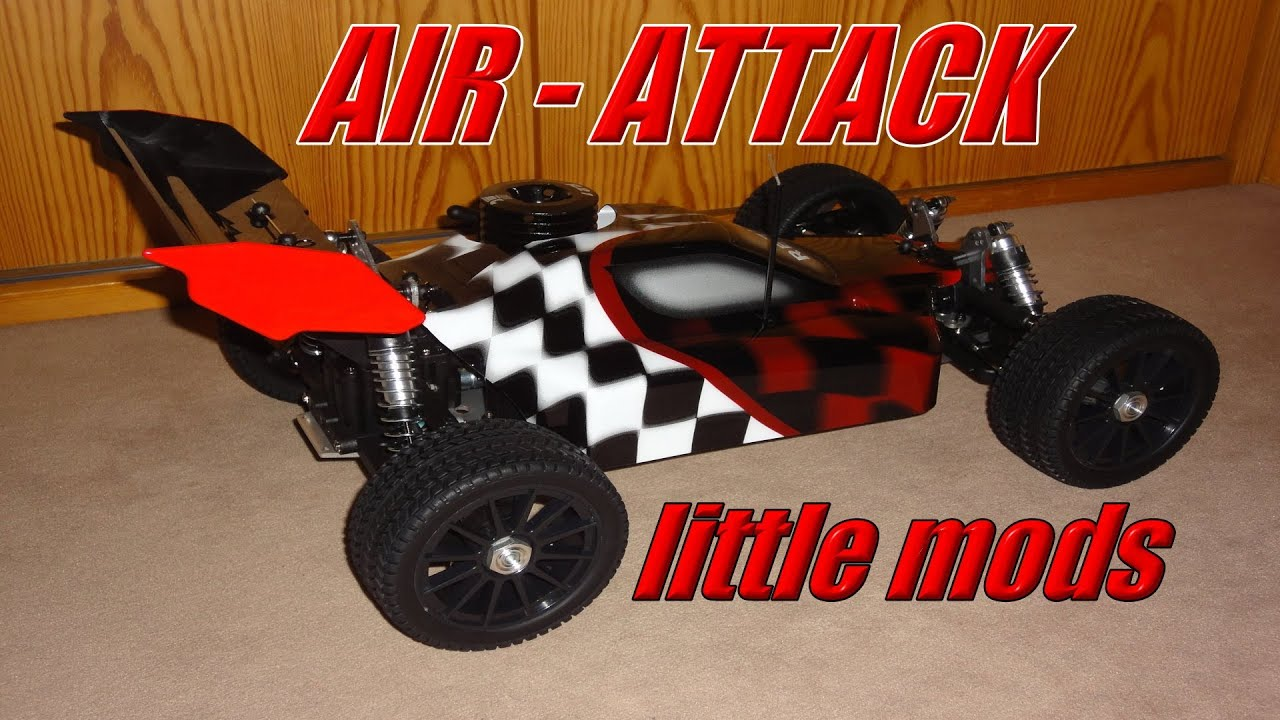 Reely Air Reely Air Attack 2wd my