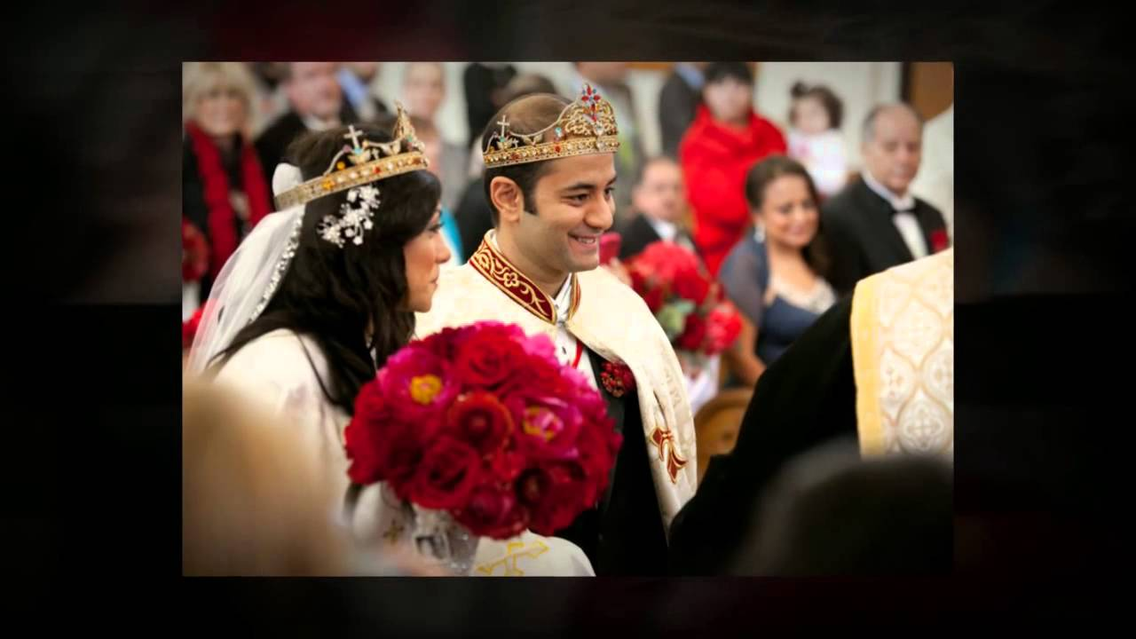 Egyptian Christian Coptic Orthodox Wedding Photographer