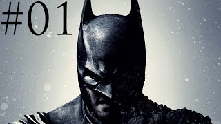Batman Arkham Origins - Bölüm 01 - Blackgate Hapishanesi (HD) (PC)