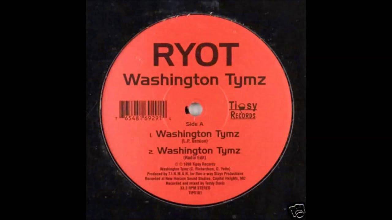 Ryot - Washington Tymz