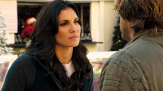 NCIS LA Kensi and Deeks - All in 6x11 kiss