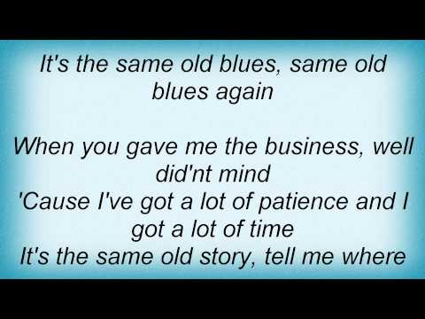 Blood, Sweat & Tears - Same Old Blues