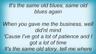 Watch Blood Sweat  Tears Same Old Blues video