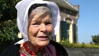Het complete verhaal van Jannetje als Schokkerin op het eiland Schokland